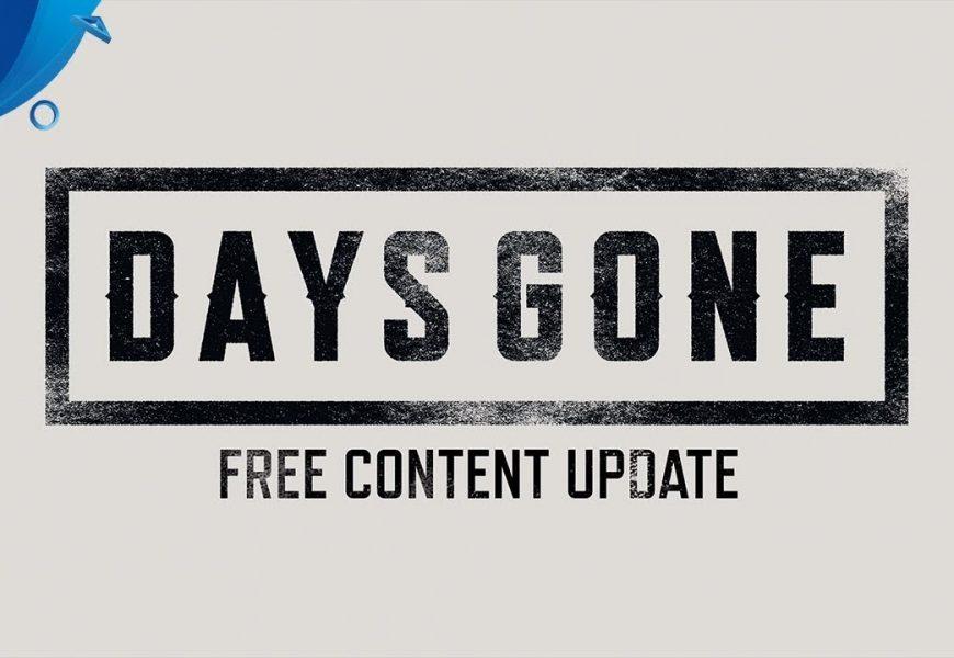 Days Gone: Recebe update gratuito em agora Junho!!!