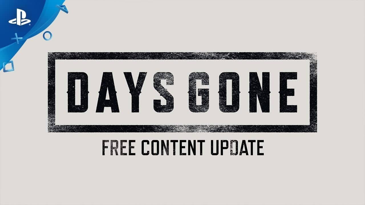 Foto de Days Gone: Recebe update gratuito em agora Junho!!!