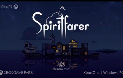 E3 Xbox: Spiritfarer, novo indie anunciado