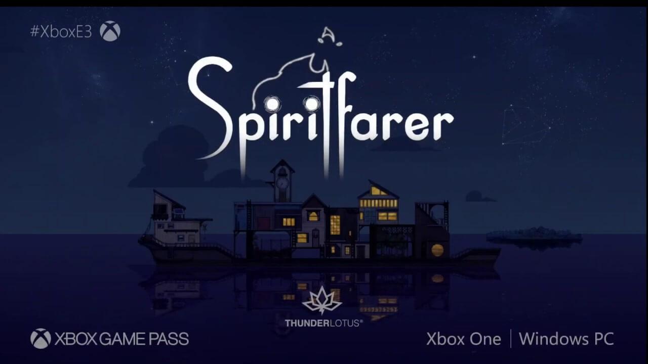 Foto de E3 Xbox: Spiritfarer, novo indie anunciado