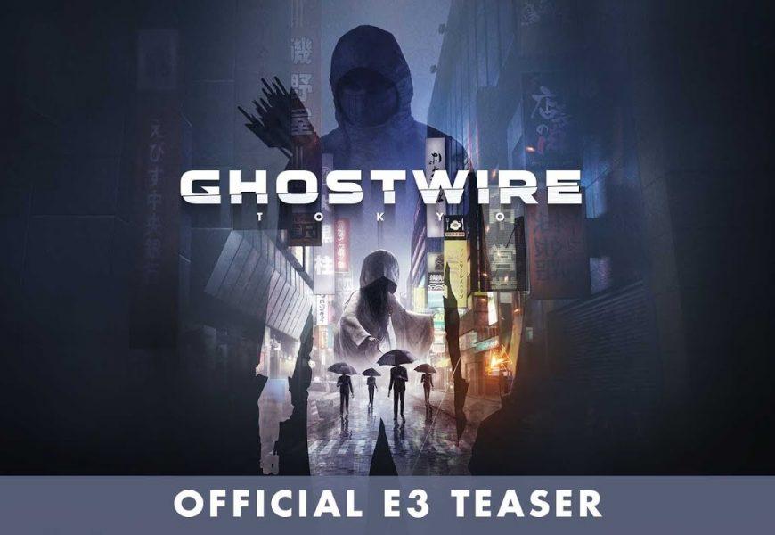 E3: GhostWire Tokyo é anunciado na conferência da Bethesda