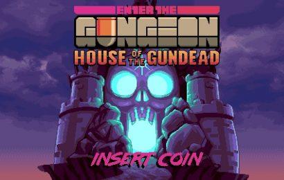 E3: Enter the Gungeon – House of the Gundead chegará para os Arcades em 2020