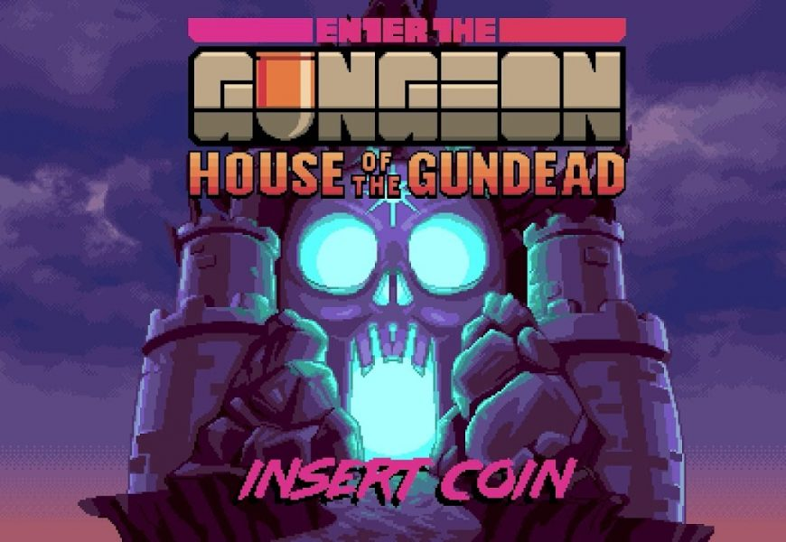 E3: Enter the Gungeon – House of the Gundead chegará para os Arcades em 2020