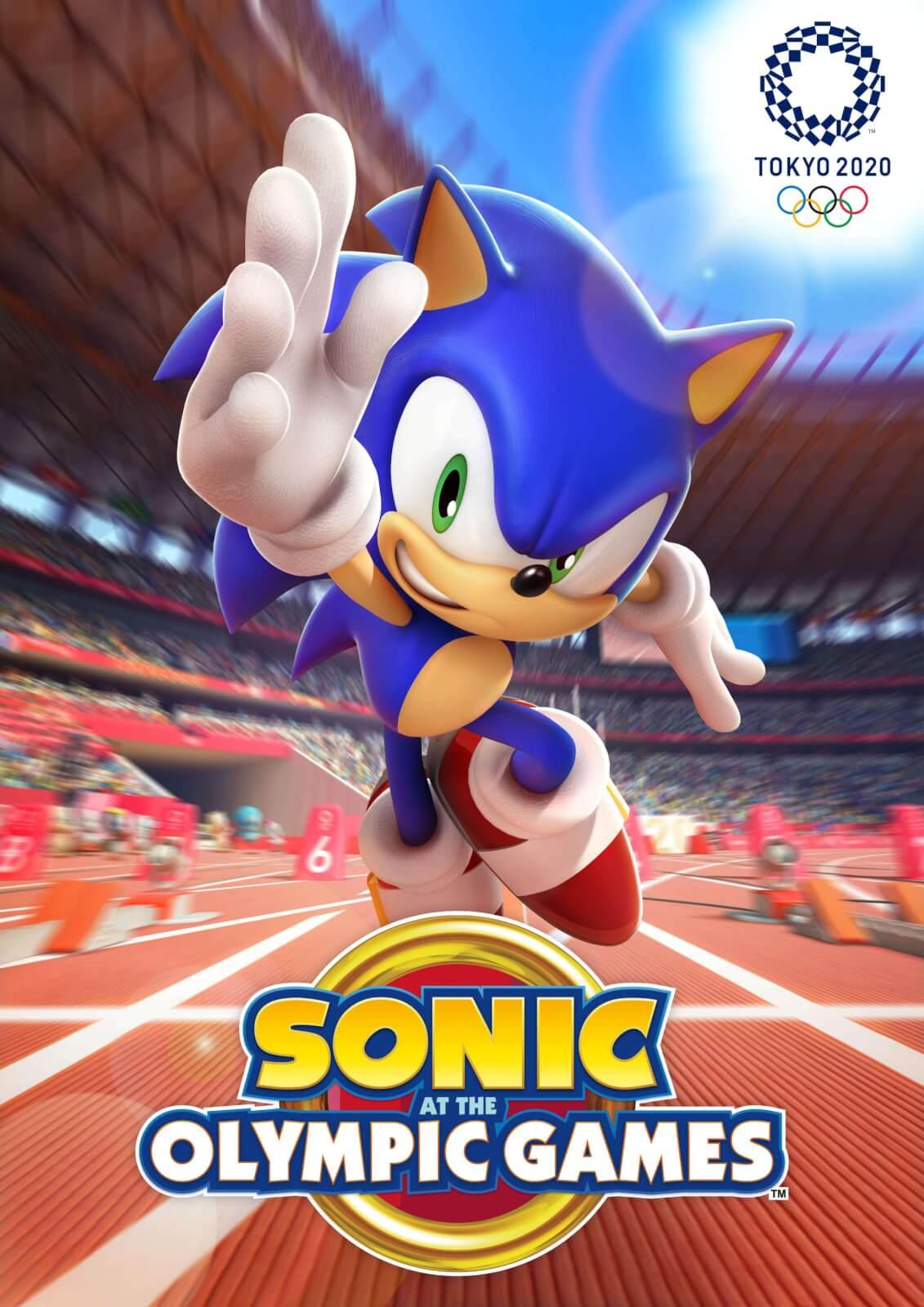 Foto de Sonic nos Jogos Olímpicos de Tóquio 2020  já está disponível!