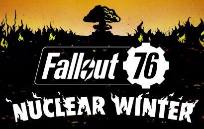 Battle Royale de Fallout 76 continuará gratuito por tempo indeterminado