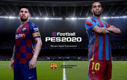 E3: Konami anuncia renovação com o Barcelona agora como parceiro global