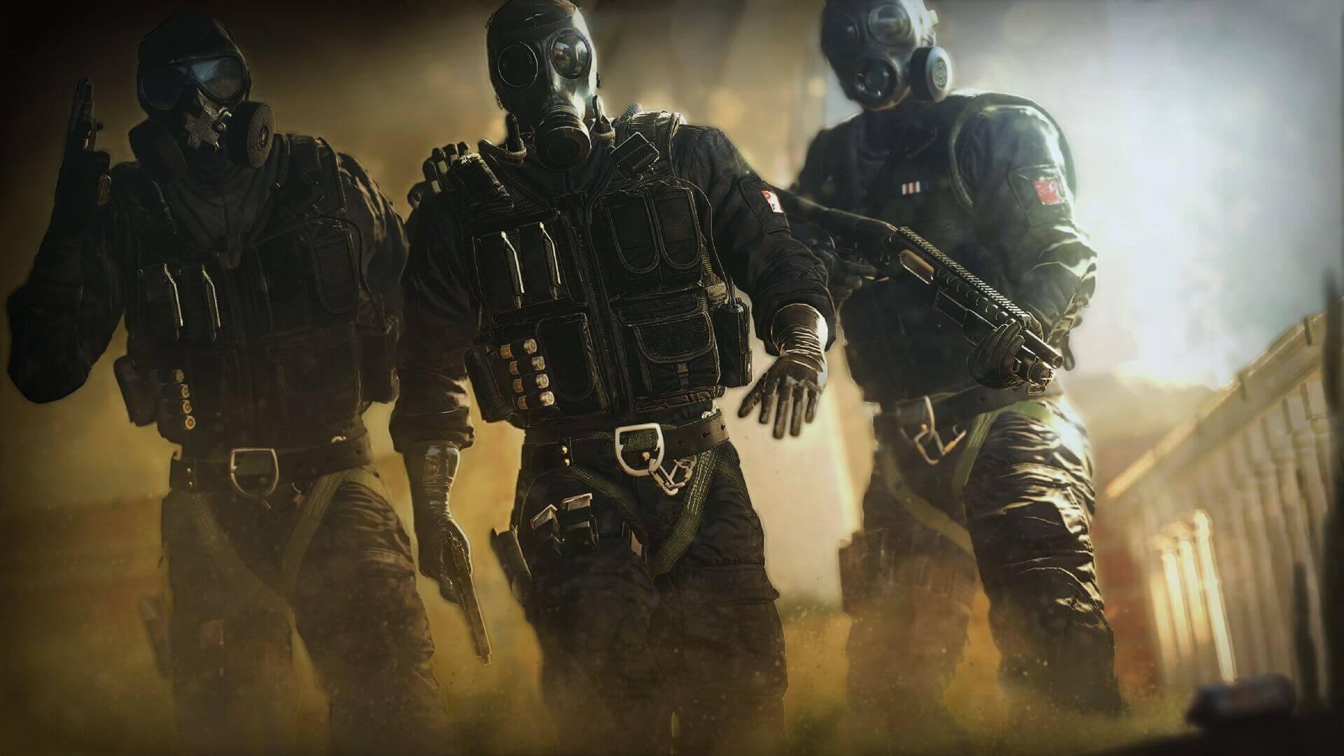 Foto de Rainbow Six Siege será lançado para a próxima geração!