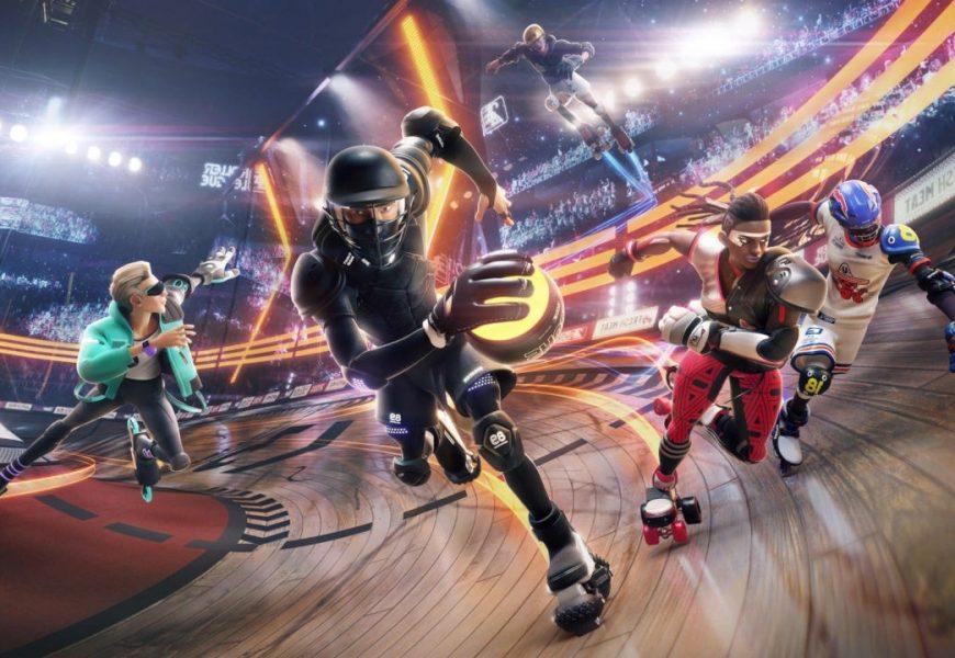 [Hands-on] Roller Champions, o Rocket League sob patins, diverte muito e surpreende