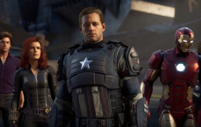 Avengers tem tão esperado gameplay revelado