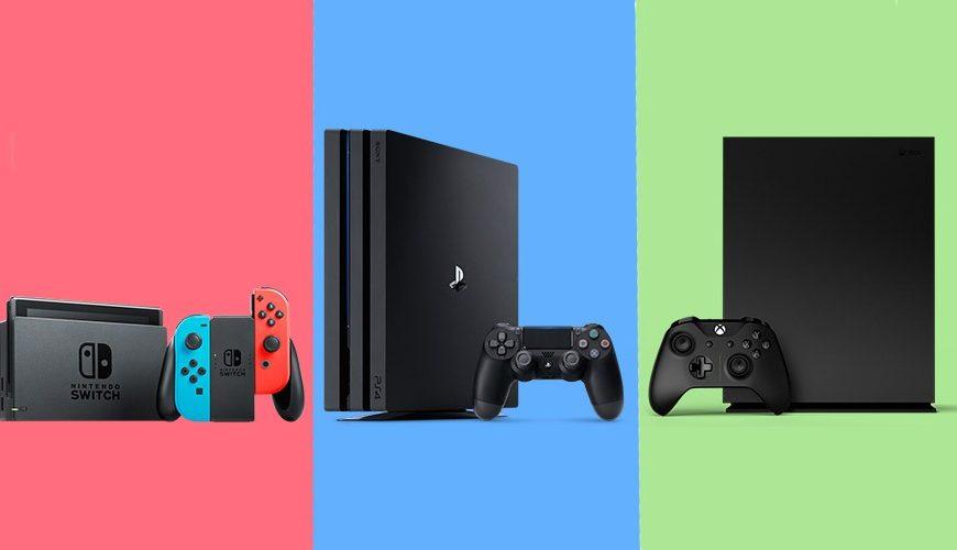 Quer saber como ficaram as vendas de console na primeira semana de Junho?
