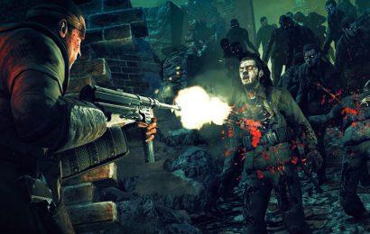 E3: Zombi Army 4 Dead War é spin-off de Sniper Elite 4 com hordas de zumbis nazistas