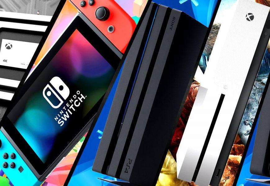 Venda atualizada de consoles e jogos, se atualize conosco!