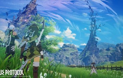 Bandai Namco anuncia o RPG Online de ação Blue Protocol para PC