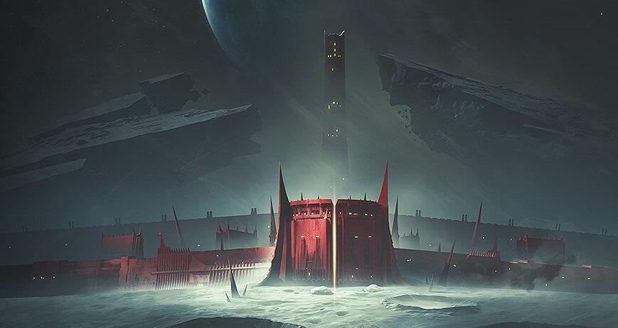 Foto de Destiny 2 Shadowkeep: o que mudou na Lua?