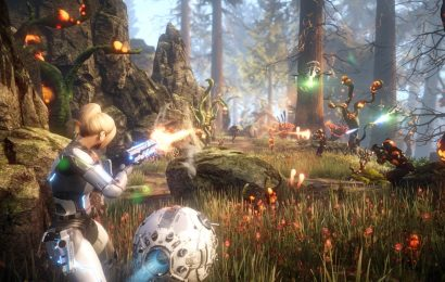 Everreach: Project Eden, RPG  Sci-Fi, foi anunciado para PC, Xbox One e PS4