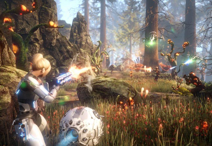 Everreach: Project Eden, RPG  Sci-Fi, foi anunciado para PC, Xbox One e PS4