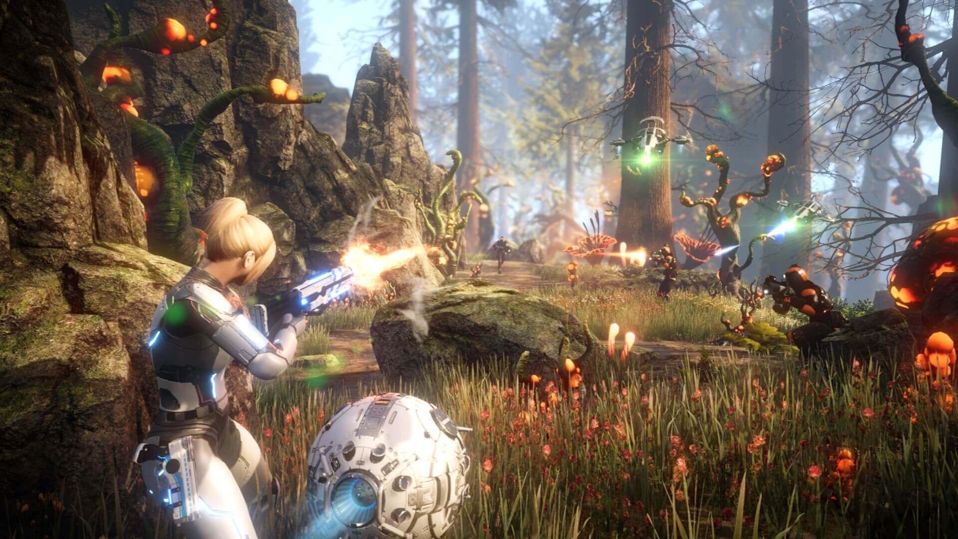 Foto de Everreach: Project Eden, RPG  Sci-Fi, foi anunciado para PC, Xbox One e PS4