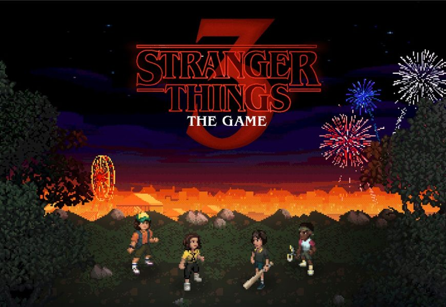 Análise: Stranger Things 3: The Game sem spoilers!