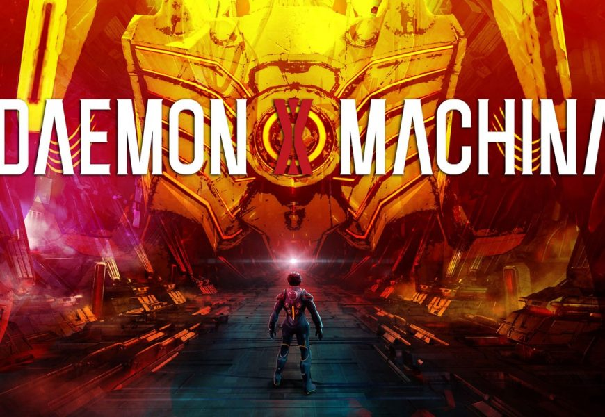 Daemon X Machina – Novo trailer recheado de gameplay