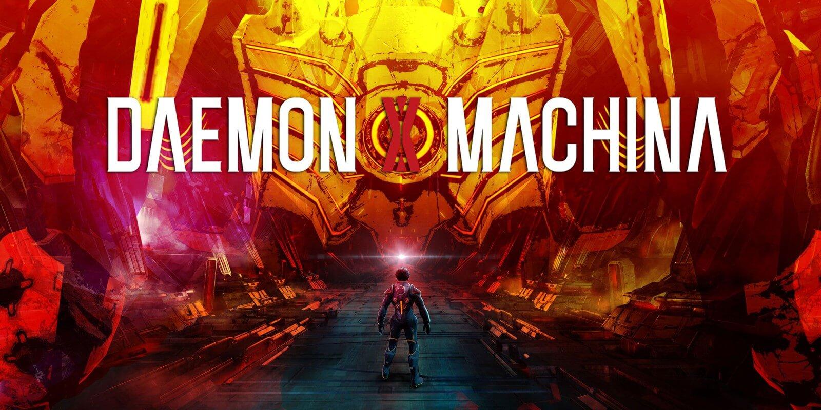 Foto de Daemon X Machina ganha cross-save entre PC e Switch