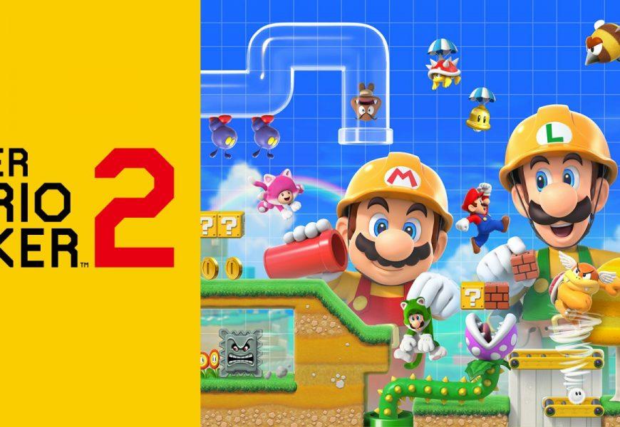 Análise: Super Mario Maker 2 não é só para os criativos