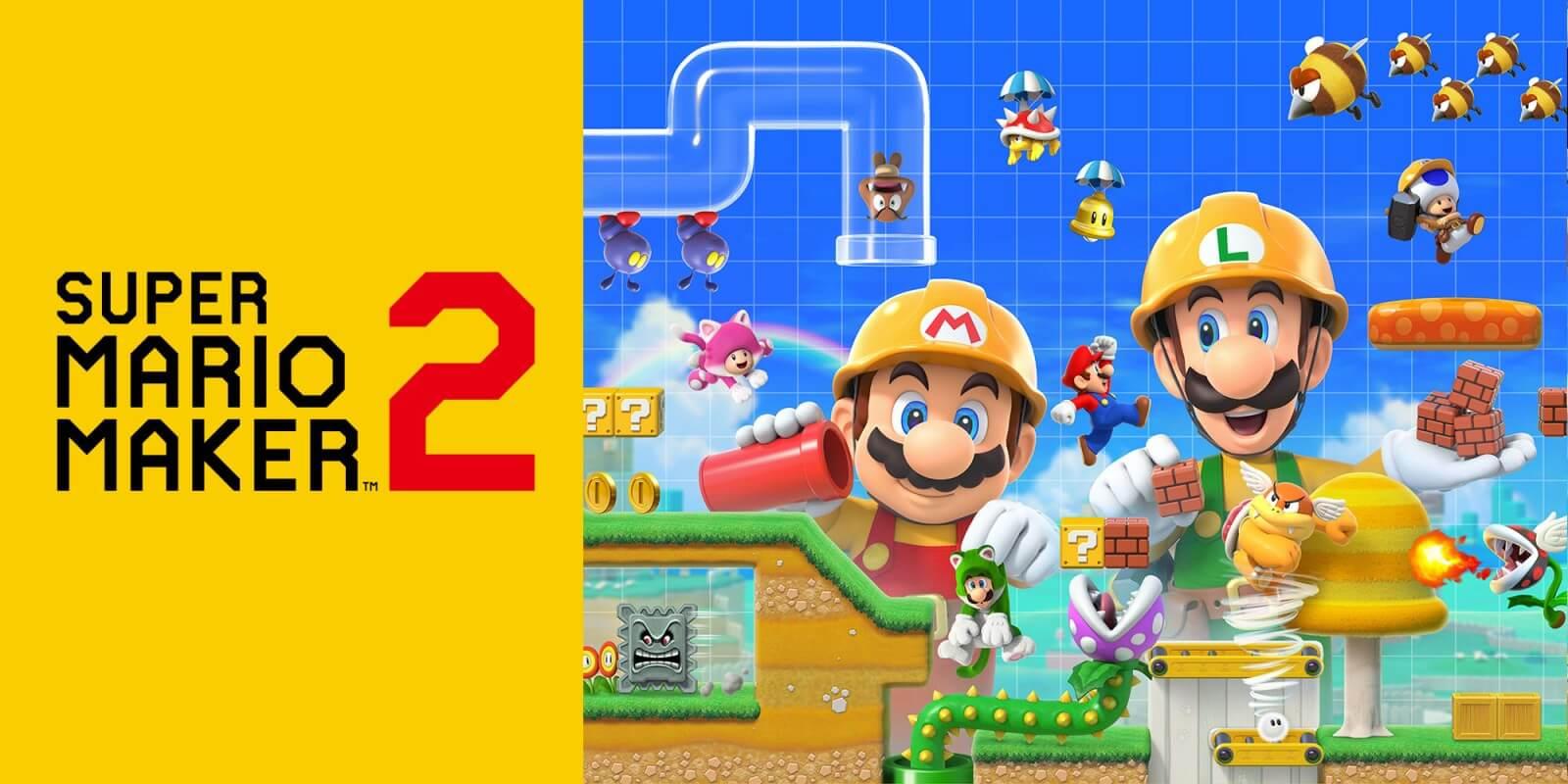 Foto de Análise: Super Mario Maker 2 não é só para os criativos