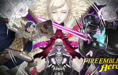Fire Emblem Heroes: recebe 3 personagens de FE Three Houses