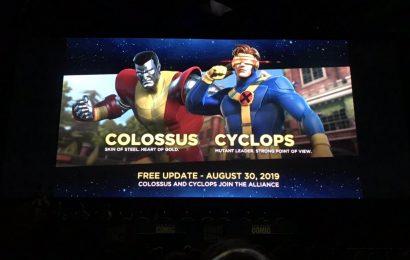 Confira os personagens que serão adicionados em Marvel Ultimate Alliance 3