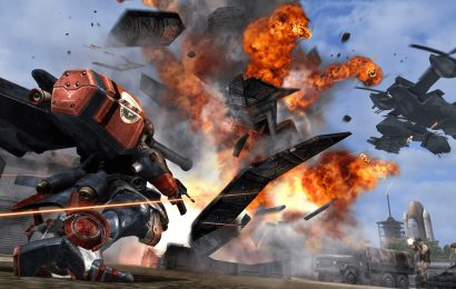 Metal Wolf Chaos XD da Devolver Digital e From Software, será lançado em Agosto