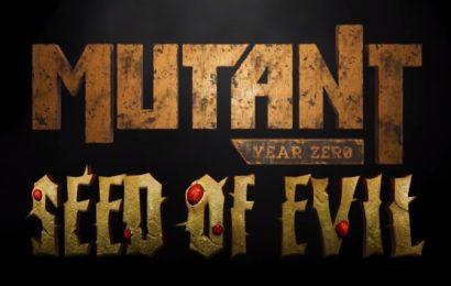 Mutant Year Zero: Seed of Evil, nova expansão introduz um novo personagem!