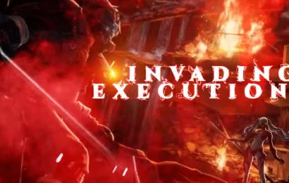 Code Vein tem novo trailer divulgado com a presença de Invading Executioner