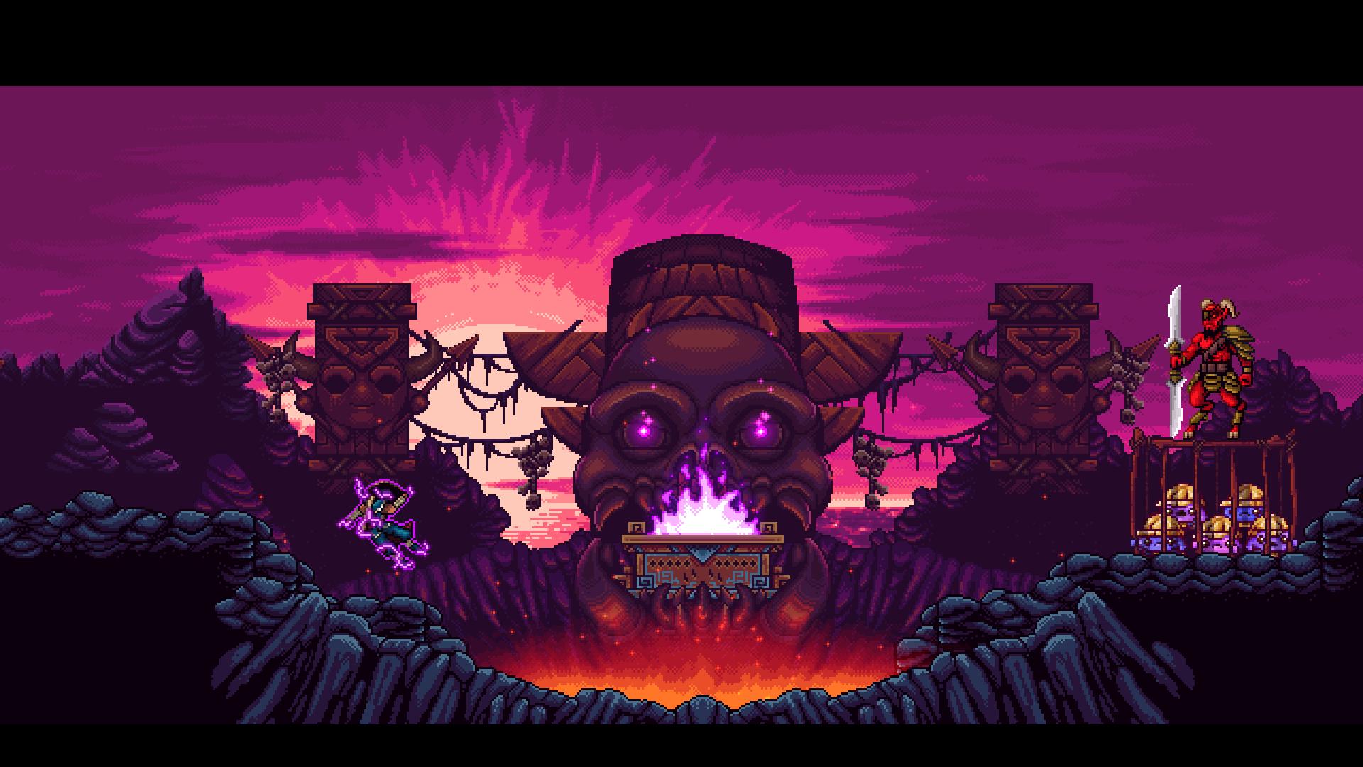 Foto de DLC gratuito Picnic Panic de The Messenger chega aos consoles e no Gamepass