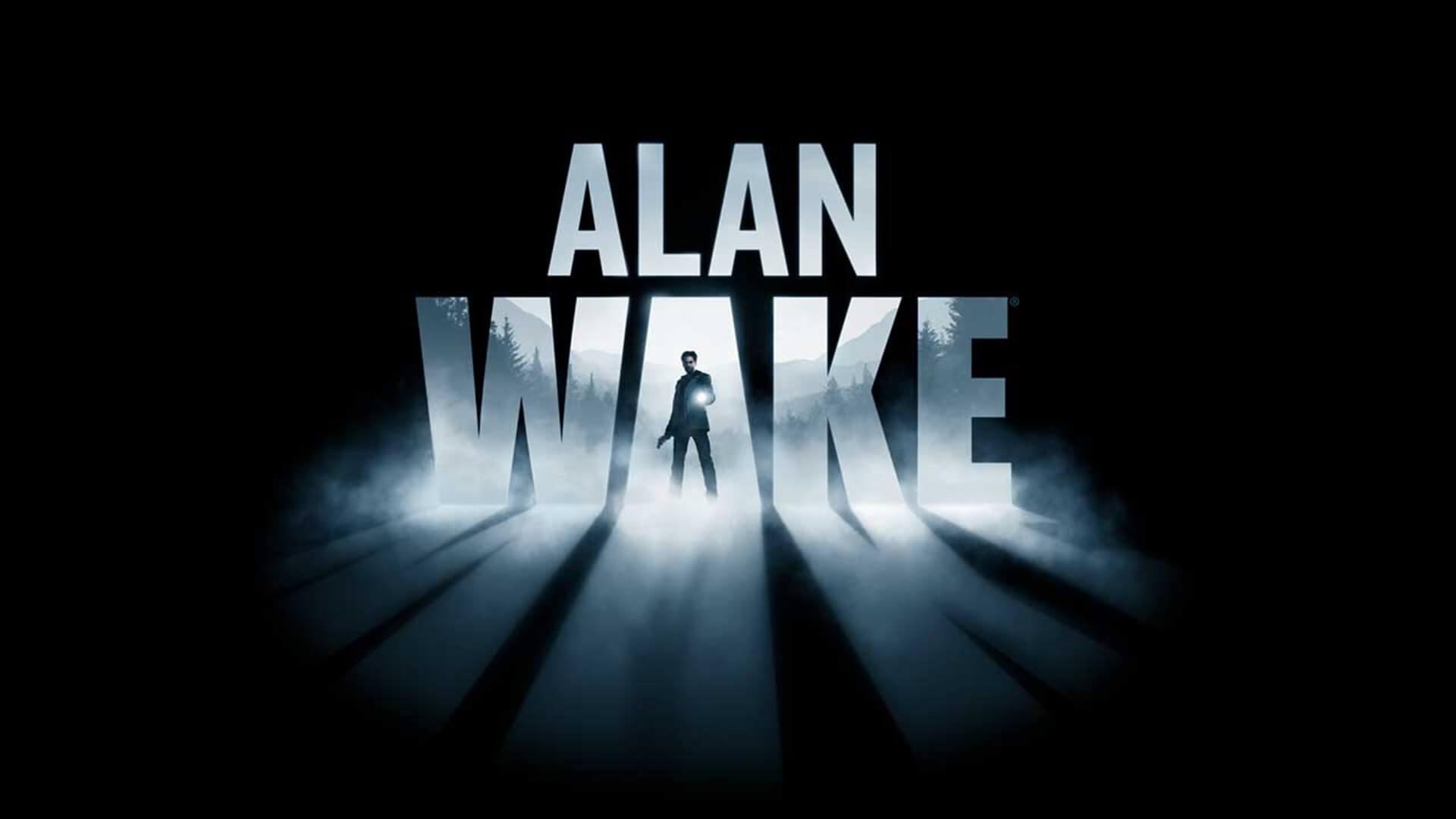 Foto de Alan Wake será remasterizado para PC e consoles!