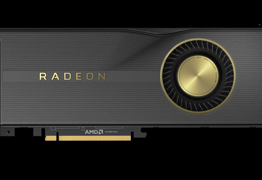 Vazou o modelo de referência das próximas placas de vídeo da AMD, a Radeon RX 5700 XT