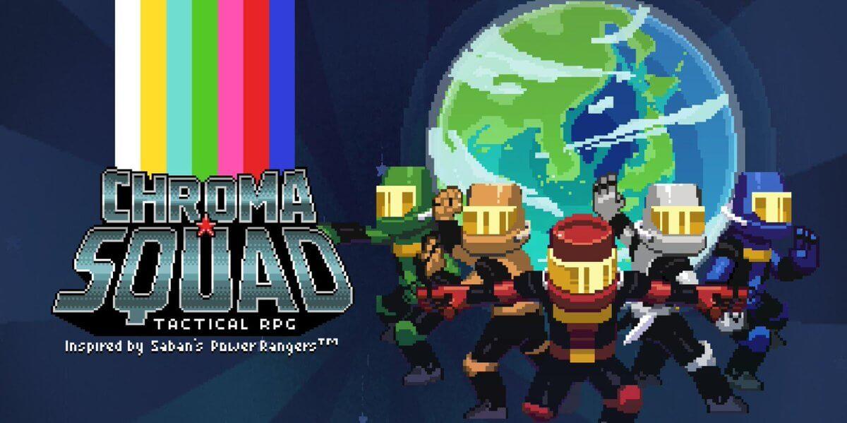 Foto de Brasileiro Chroma Squad chegará ao Switch em breve