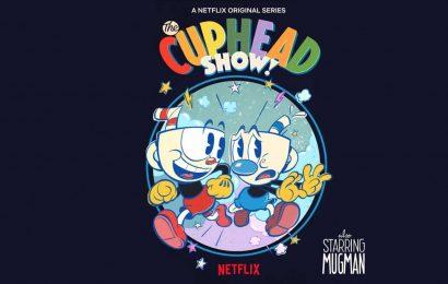Série animada de Cuphead no Netflix!