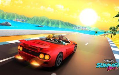 DLC Summer Vibes de Horizon Chase Turbo é anunciado e lançado hoje!