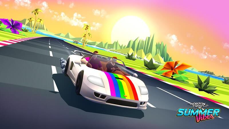 Foto de Confira! Jogamos Summer Vibes, o DLC de Horizon Chase Turbo
