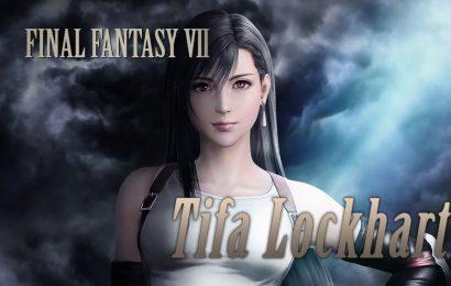 Final Fantasy Dissidia NT: Tifa se junta a porradaria!