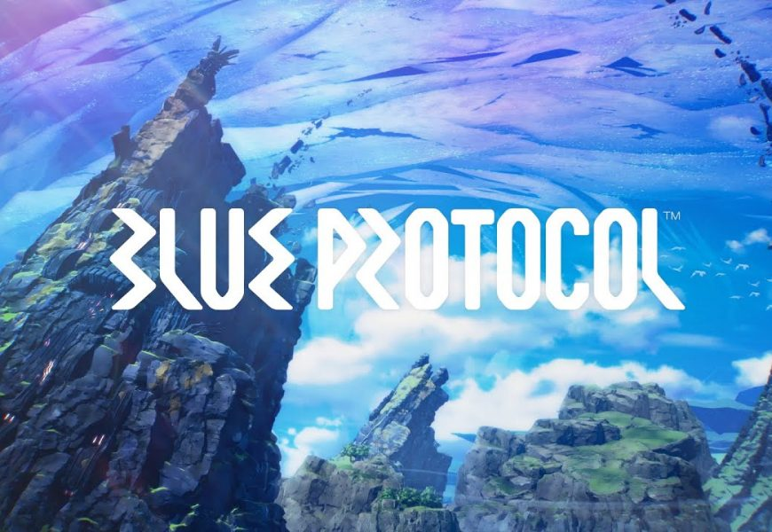 Blue Protocol: closed alpha ainda em julho e trailer novinho para vocês!
