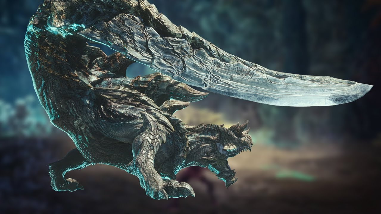 Foto de Monster Hunter World: Iceborne, novo monstro revelado