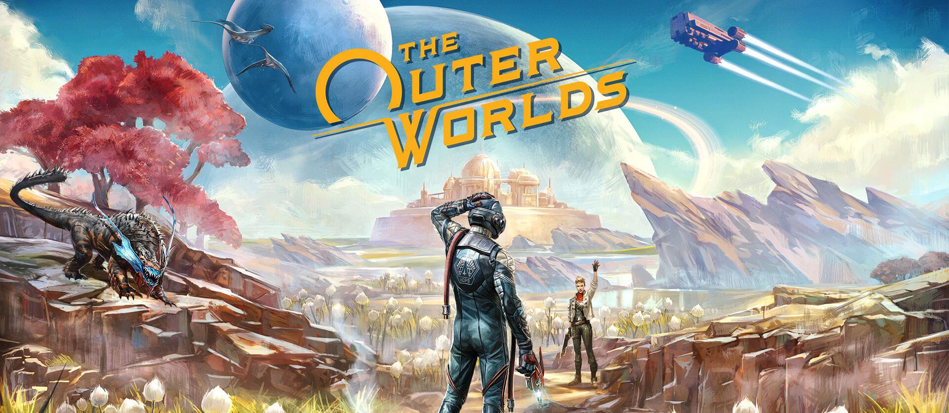 Foto de The Outer Worlds recebe trailer de lançamento