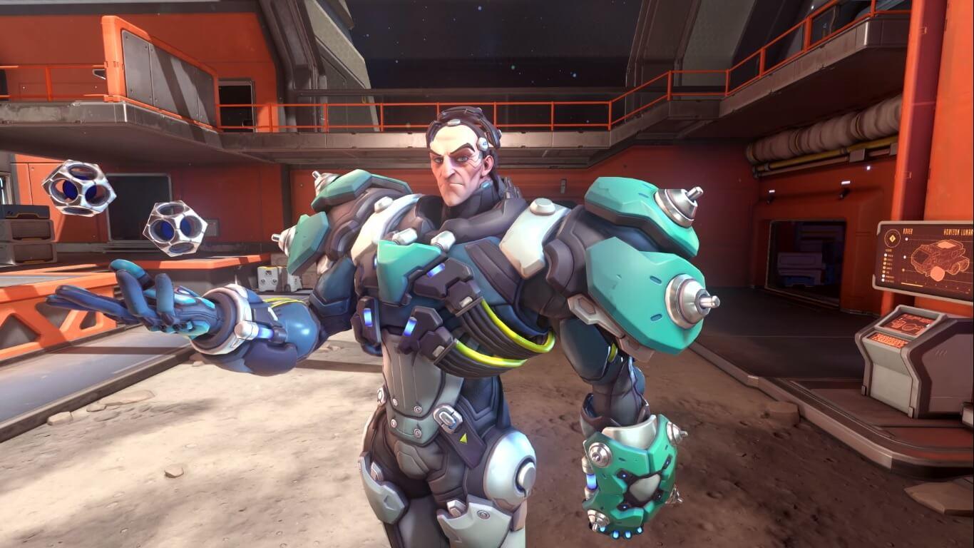 Foto de Sigma é o mais novo herói de Overwatch