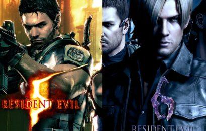 Habemus data de lançamento de Resident Evil 5 e 6 para Switch