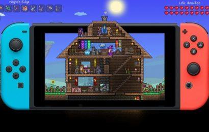 Análise: Terraria e Nintendo Switch foram feitos um para o outro