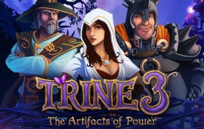 Trine 3: The Artifacts of Power estreará no Switch dia 29 de Julho