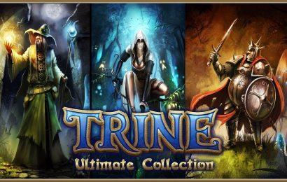 Trine Ultimate collection: Trailer de lançamento