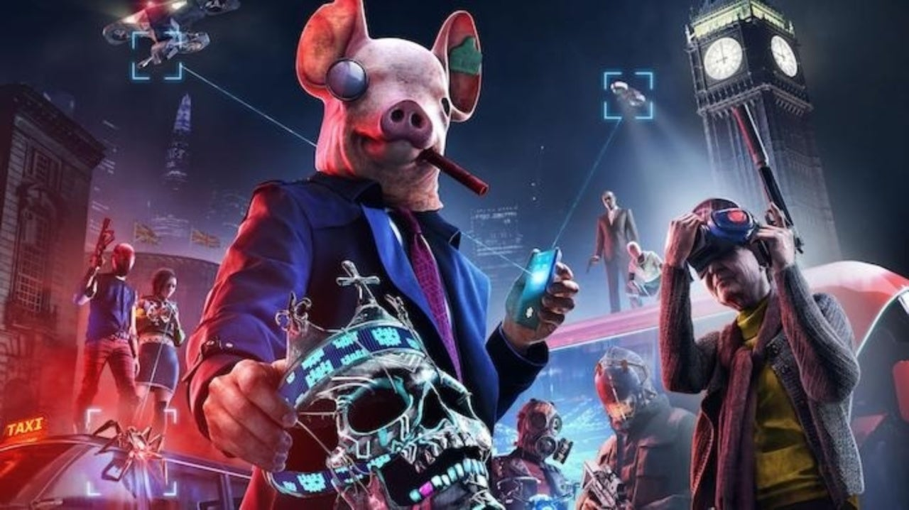 Foto de Assista o trailer de Watch Dogs: Legion 'Classroom 101'