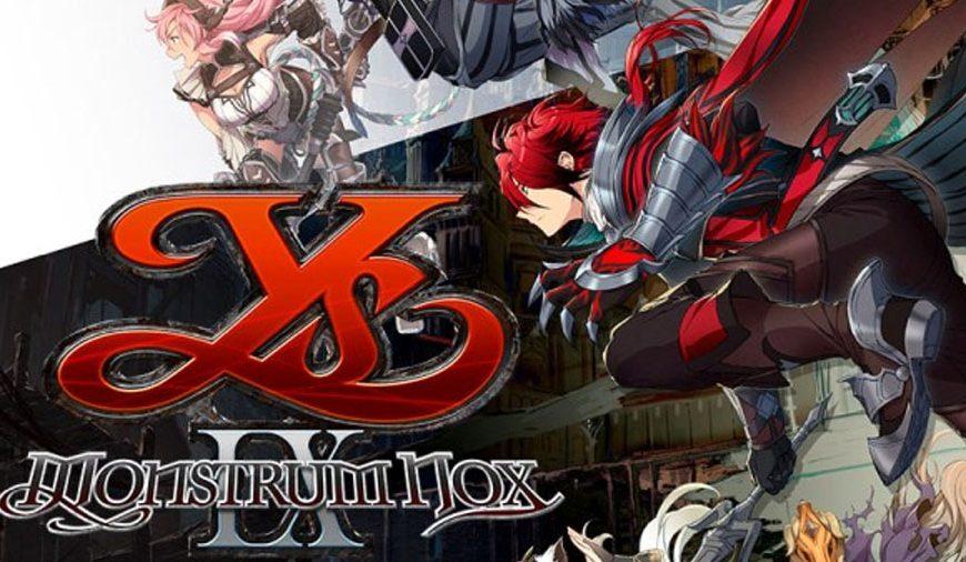 Ys IX: Monstrum Nox – Três minutos de gameplay inédito