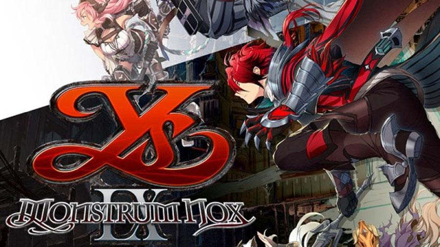 Foto de Ys IX: Monstrum Nox – Três minutos de gameplay inédito